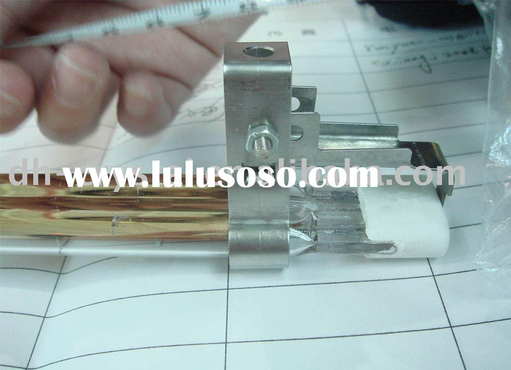 Gold Coated Infrared Quartz Heating Lamp 102 ( with CE certificate )