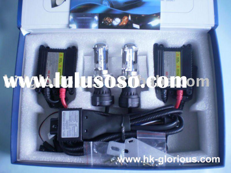 H13 H4 9004 9007 Hi/Lo slim ballast hid xenon conversion kit