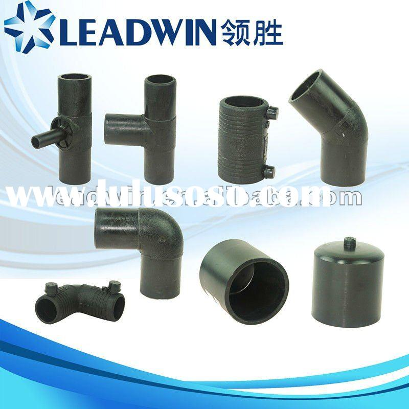 Hdpe butt welding fittings for sale price china