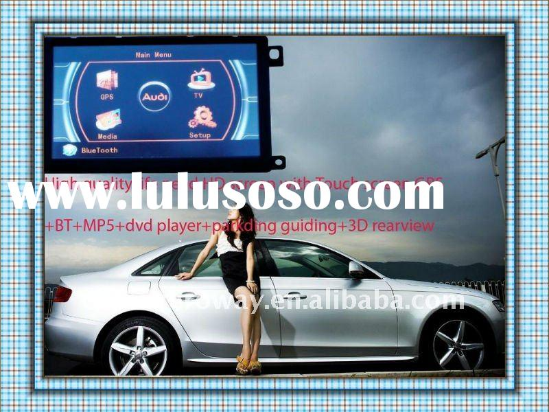 HOT!Newest 1 din 7 inch car dvd player with HD screen (800x480)