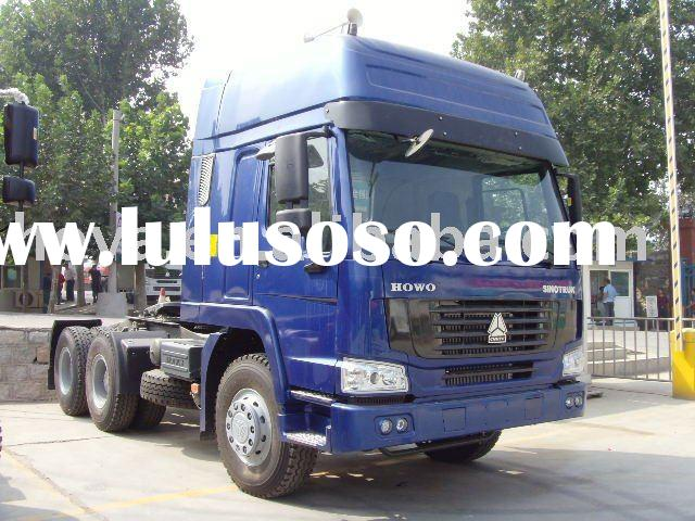 HOWO 6*6 ALL-WHEEL DRIVE VEHICLE SERIES