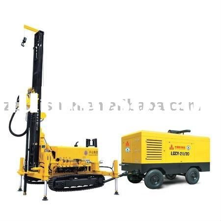 High-Effect Portable Water Well Drilling Rigs KW10