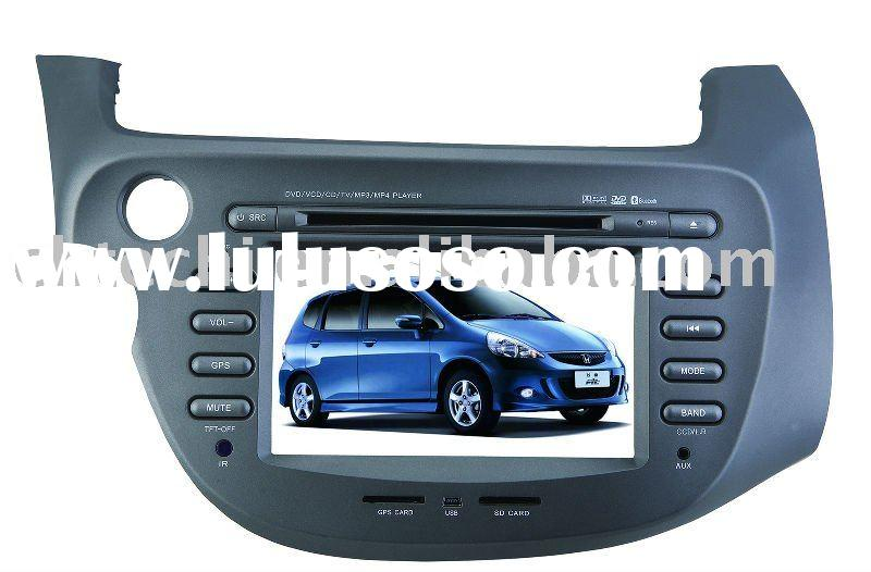 High definition car dvd player for Honda Fit