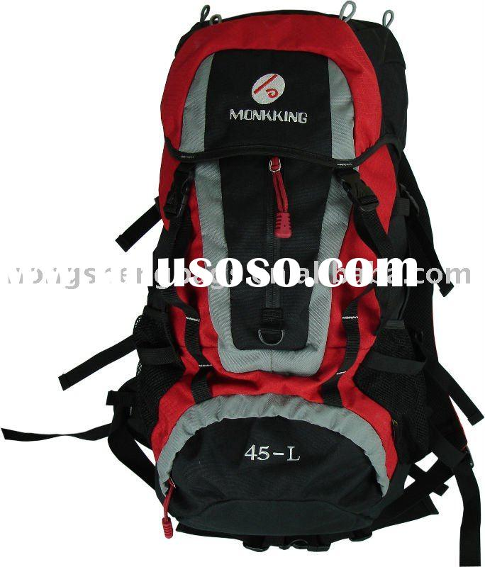 High quality and popular camping backpack