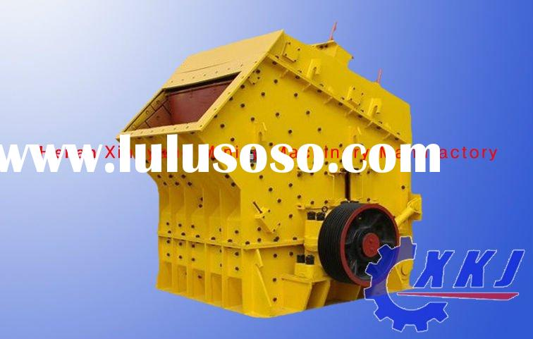 High quality stone crushing line with flaxible design and sand making line