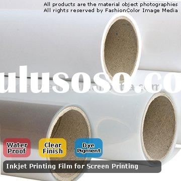 Inkjet Printing Film for Screen Making Positives
