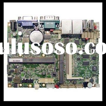 Intel Atom D525 1.8 GHz processor(Dual-core) Embedded Motherboard with Two LAN Ports (Gi3525)