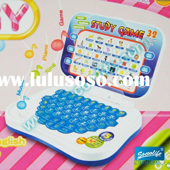 Intelligence ology kids Chinese/English learning machine for children play best gift