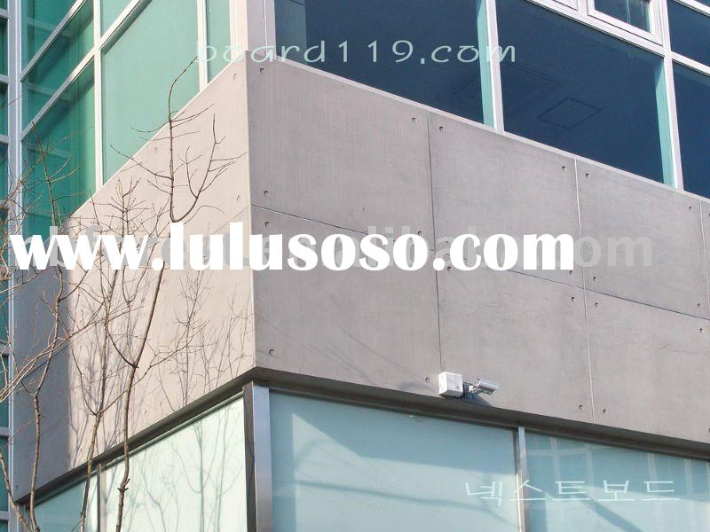 100 Non Asbestos Fireproof Fiber Cement Board Anti Sound Wall Panel For Sale Price China