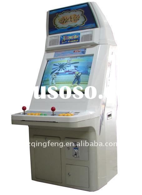 Italy amusement electronic video fighting game machine ---video game machine -Xiong ba- WW-QF003