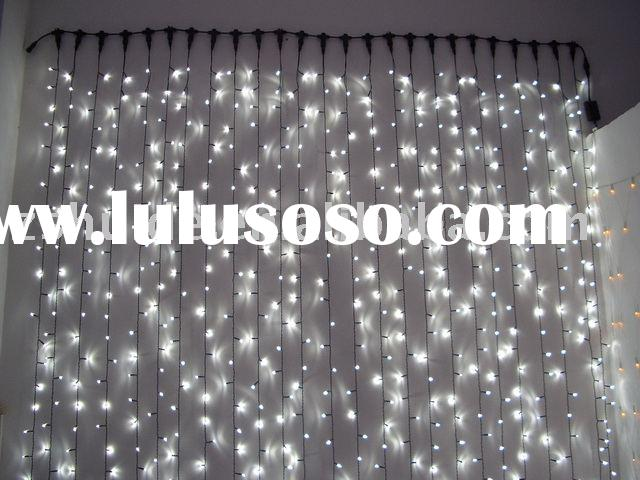 LED decoration light(tree light/net light/christmas light/icicle light)
