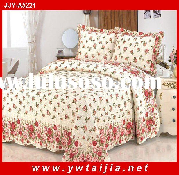 LUXURY beautiful and printing 100 cotton bed sheets