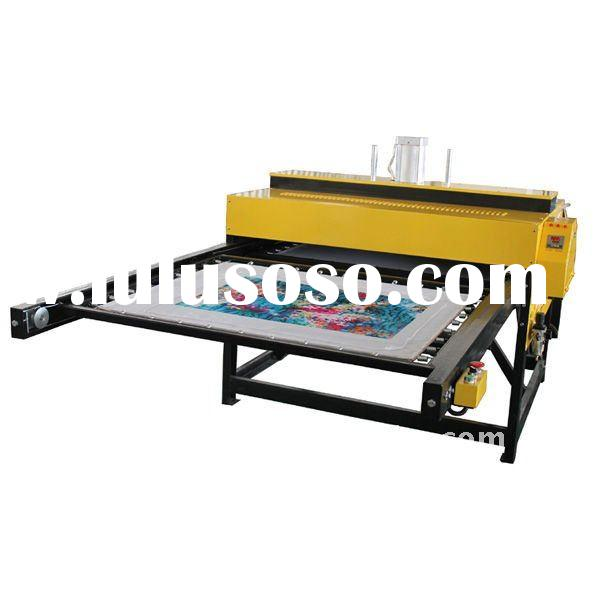 Large Size Pneumatic Auto T-shirt Printing Machine(Drawer Design,Easy for Operation)