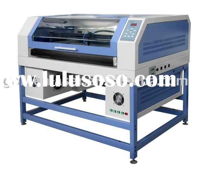Laser polycarbonate cutting and engraving machine
