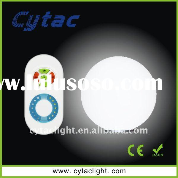 Led RGB home and outdoor avilable ball light