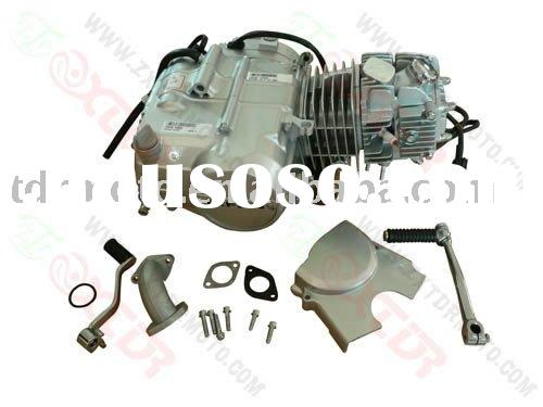 LiFan 125cc electric start motorcycle engine