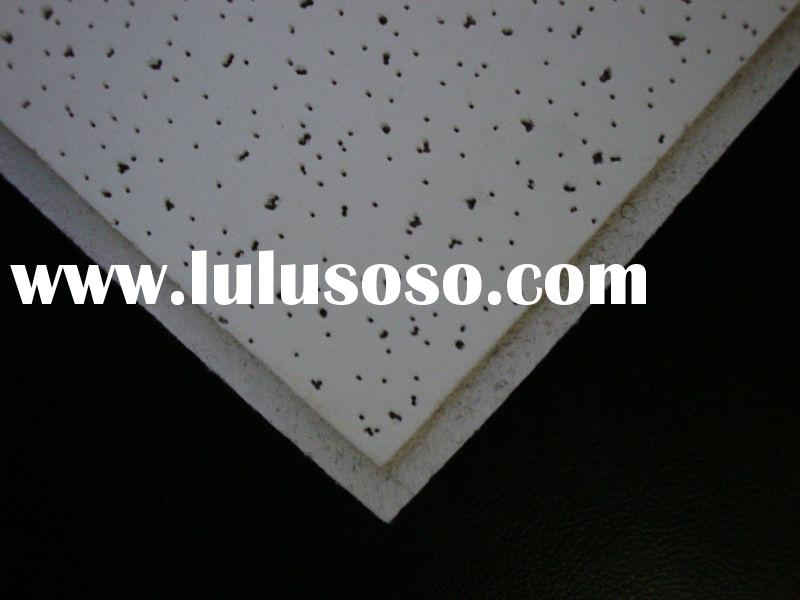Light Weight Mineral Fiber Acoustic Ceiling Panels