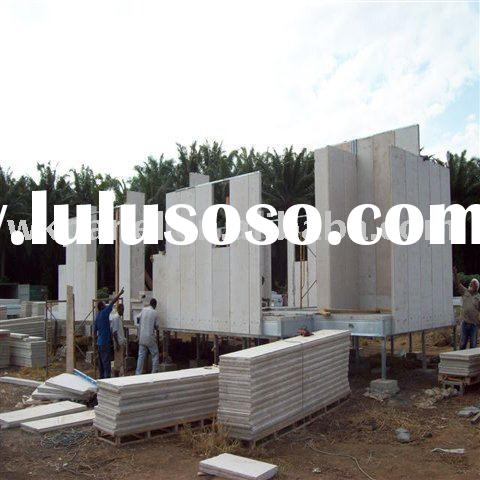 Lightweight Concrete Wall Panel