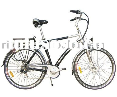 Lithium Battery Electric Bicycle