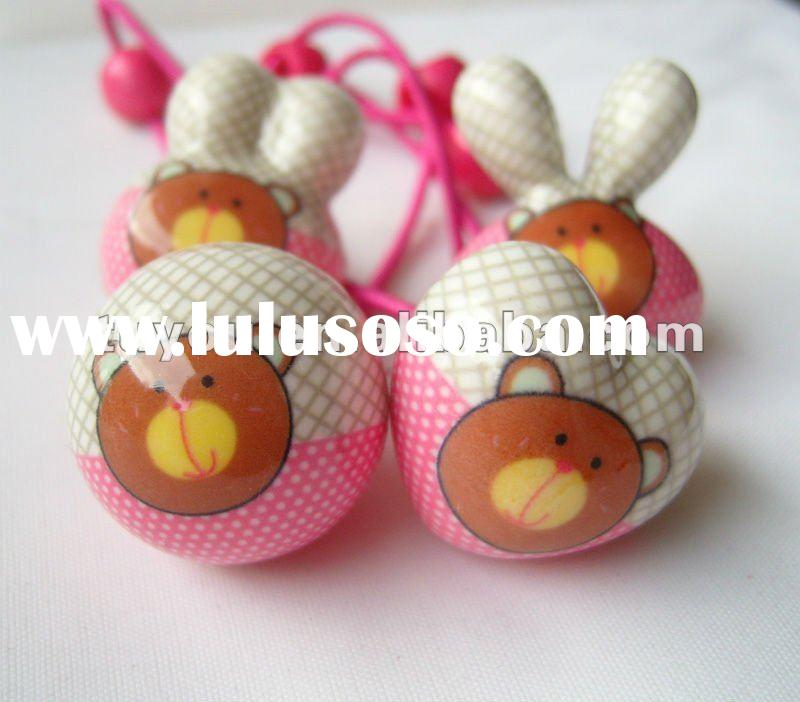 Lovely Acrylic Kids Fashion Hairbands hair Accessories (TY-H1202-B)