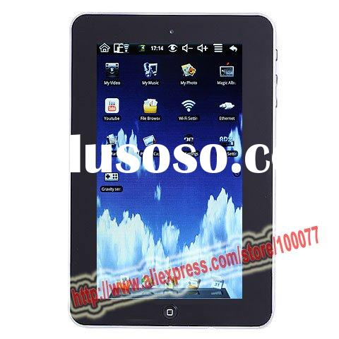 MID 710 7 inch Notebook Google Android 1.6 WiFi Tablet PC+2GB+128MB(IPA0190)
