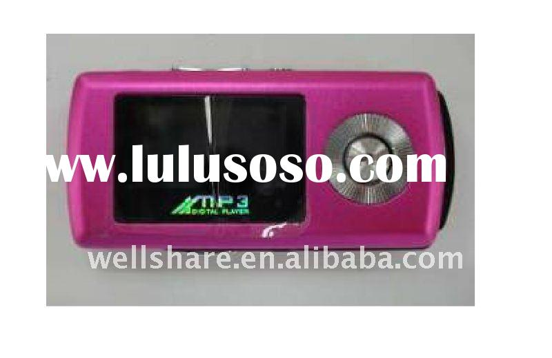 MP3 PLAYER WITH LCD display