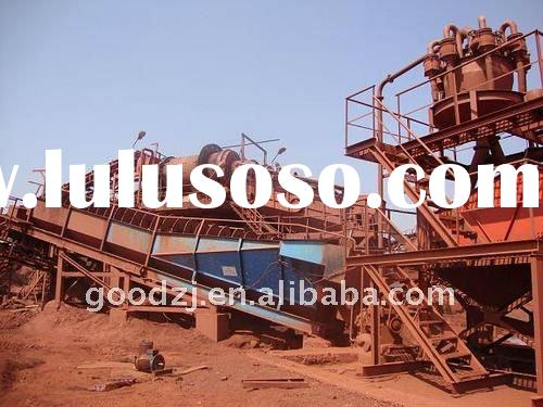 manganese ore beneficiation production line This production line includes jaw crusher, cone crusher, ball mill, spiral classifier, spiral chute, shaking table, etc the most important manganese ore is.