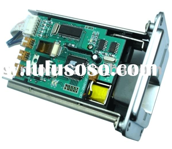 Manual Insert Card Reader/Writer support IC and RFID card