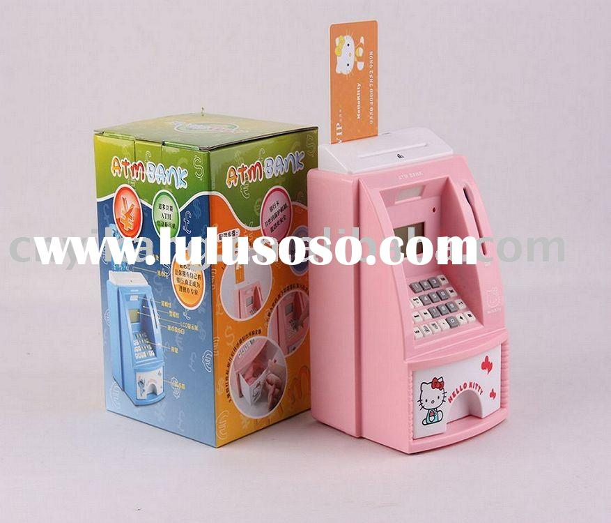 Mini ATM toy hot sale product new design one day sale many pcs factory direct sale pice guaranteed 1