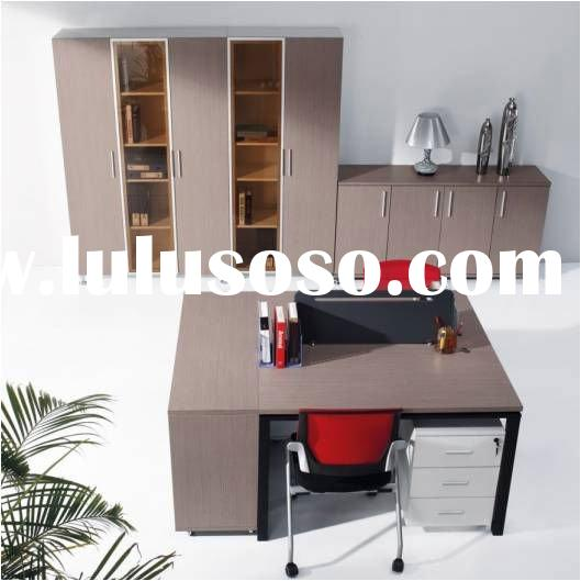 Modern office workstation computer desk systerms furniture, can be white color