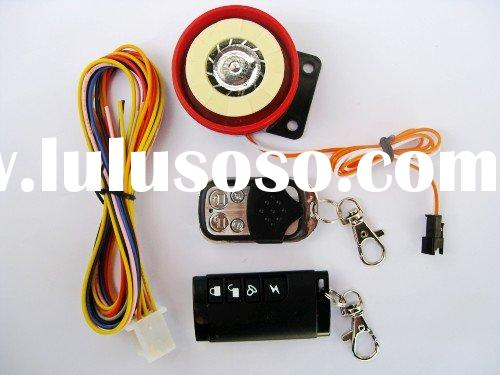 Motorcycle/ Electric Bike Alarm System (TD-138)