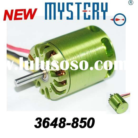 Mystery 850KV Outrunner Brushless Motor for RC helicopter,3648-850