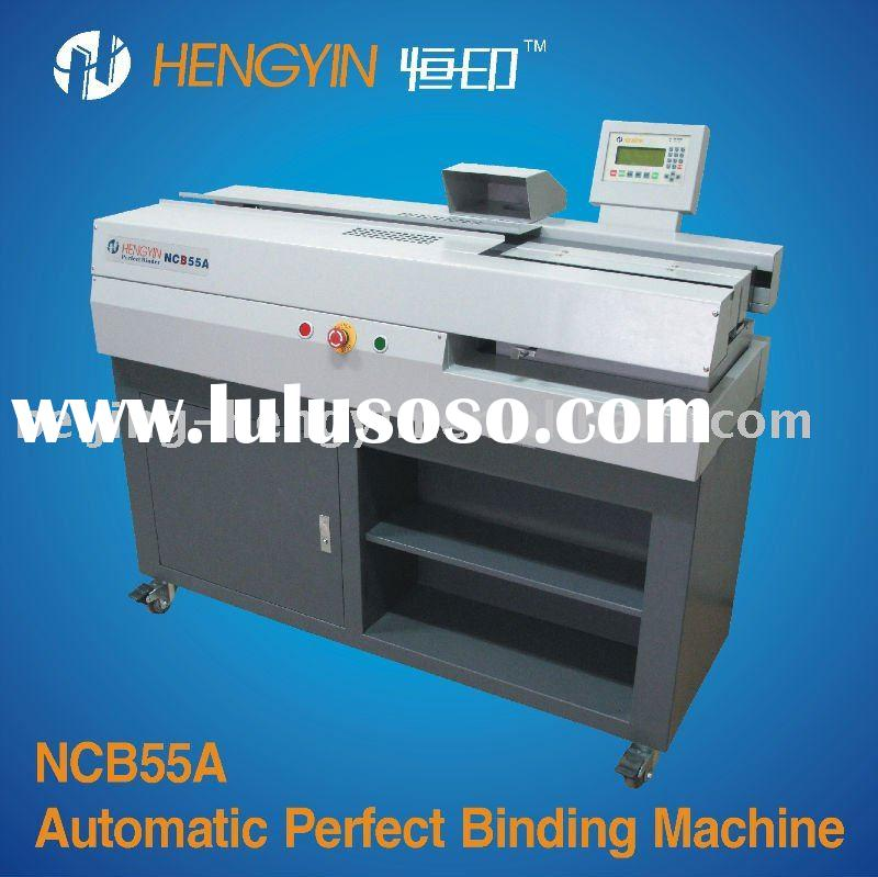 NCB55A Fully Automatic Perfect Binding Machine