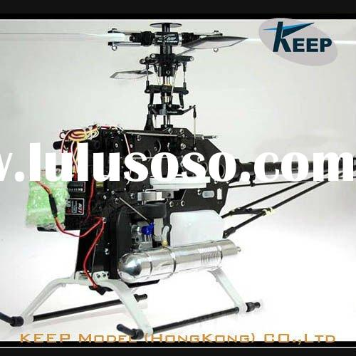 New Aeolus 50 gas LED helicopter rtf 3D rc nitro gas powered radio control helicopter hot