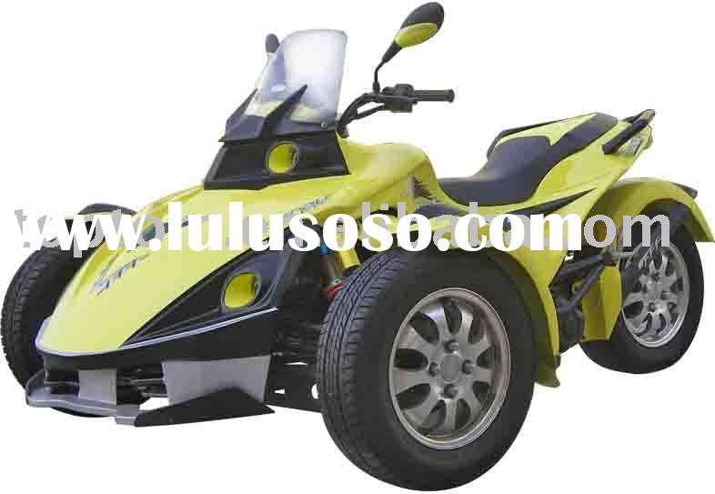 New EEC approved 250CC Trike,250cc Tricycle,250cc three wheels ATV. Water Cooling, CVT engine ATV