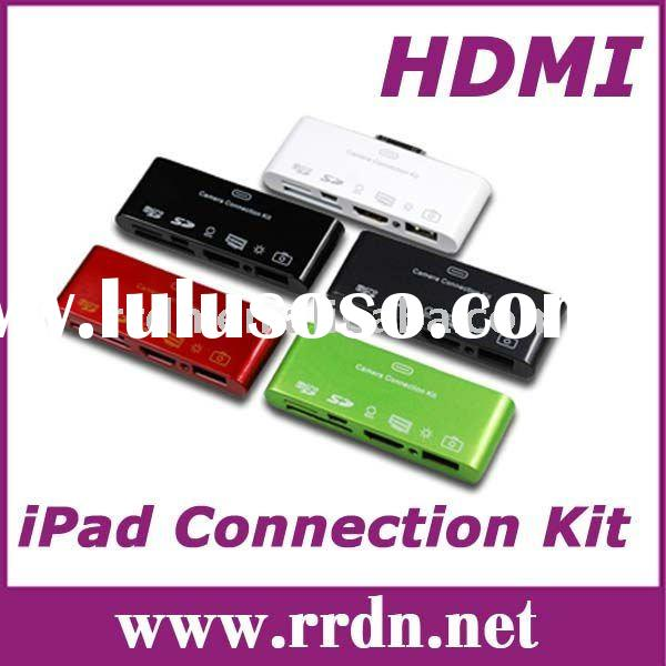 New HDMI 5-In-1 Camera Connection Kit Card Reader