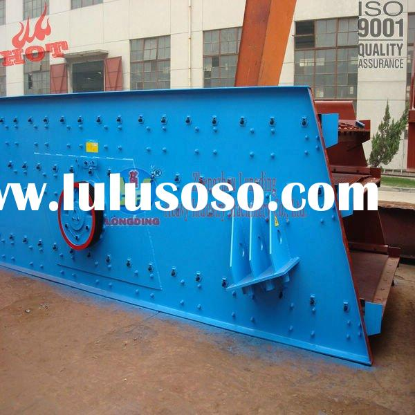 New High Quality Electric Vibrating Sand Screen