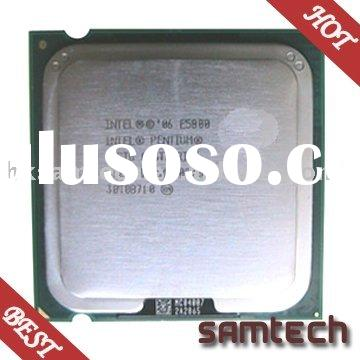 New Intel Pentium Dual Core desktop CPU E5800 3.0GHz 800MHz 2MB LGA775
