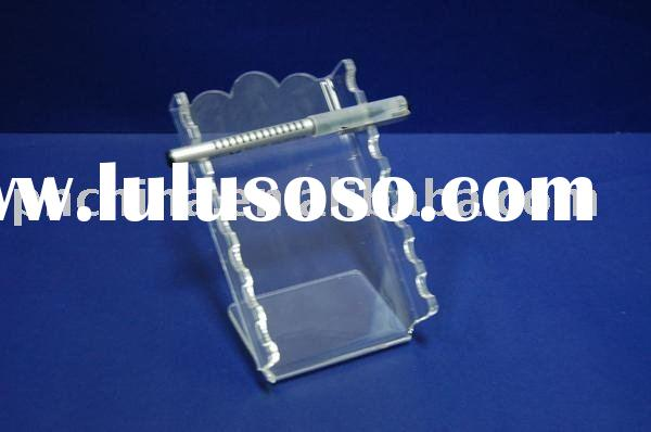 New design Simple design Acrylic Pen Display Stand,Plexiglass Pen Holder SPD41
