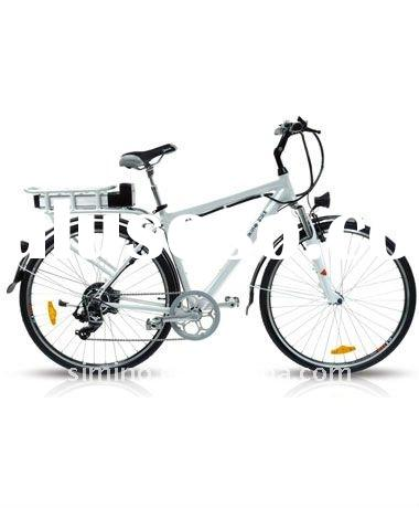 New power brushless motor mountain electric bicycle
