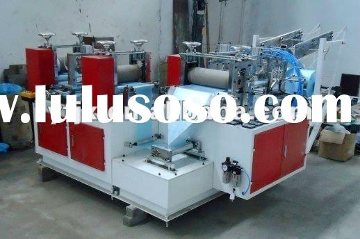New style!!!PEXTJ-40 automatic plastic shoe cover making machinery