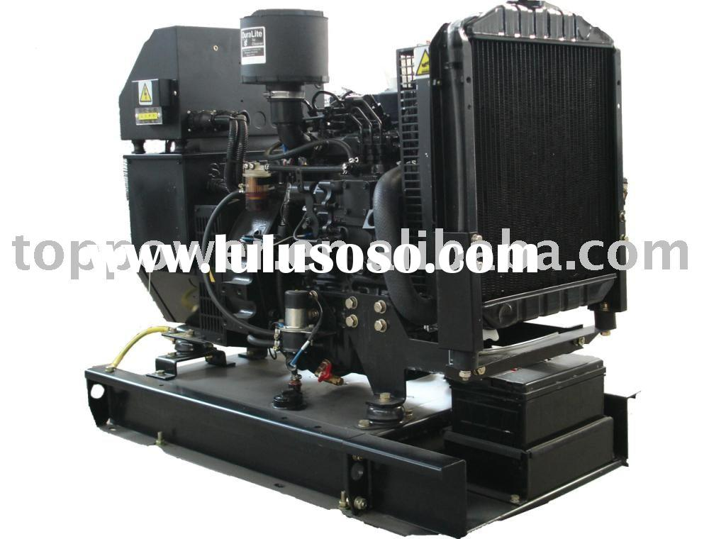 Open Type Diesel Generator With Mitsubishi Engine