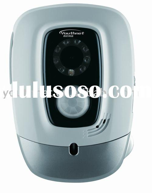 Original wireless remote surveillance camera (send alarm to cellphone, remote control digital camera
