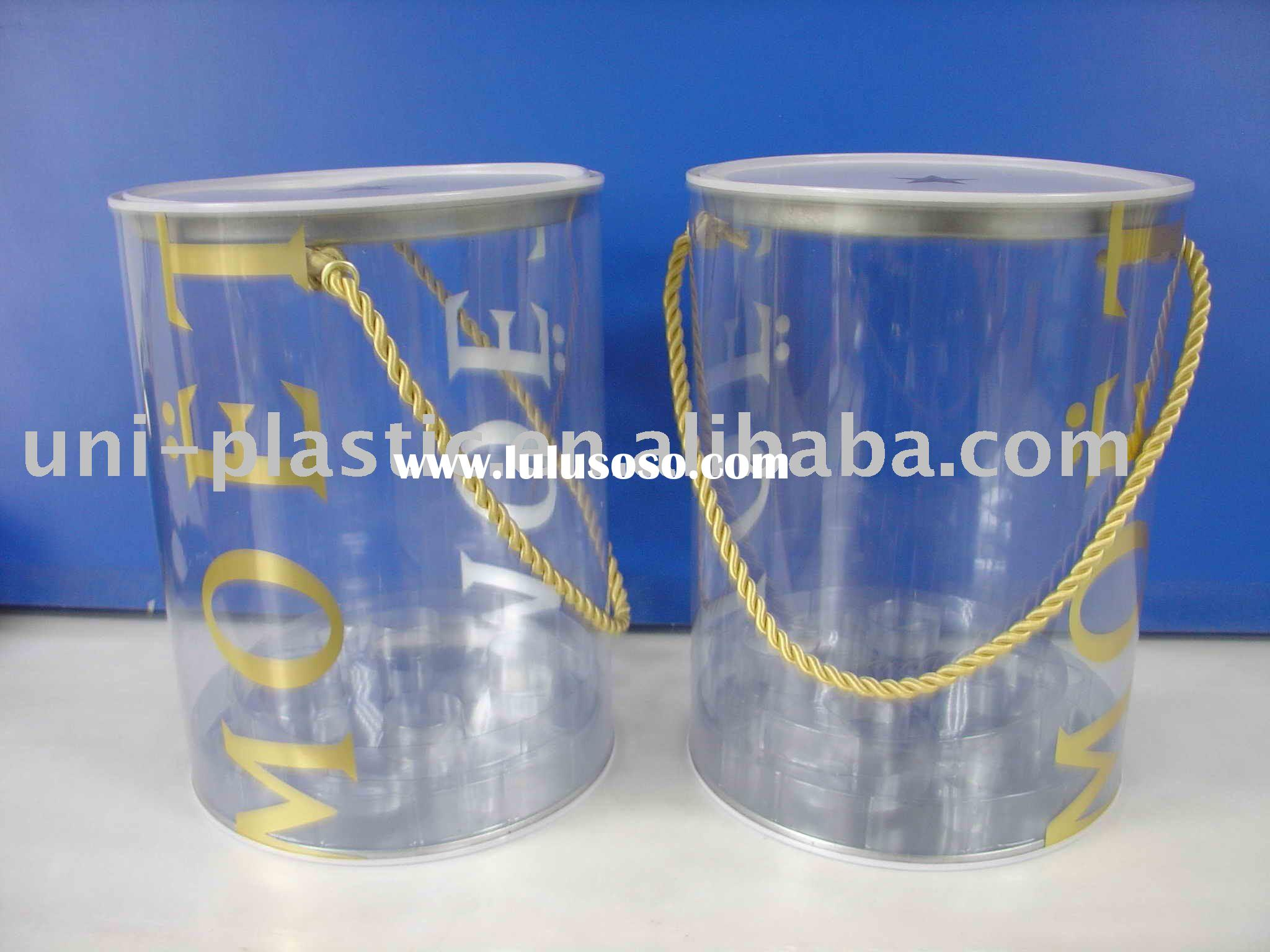 1 Quart Clear Paint Cans Wth Handle For Sale Price China