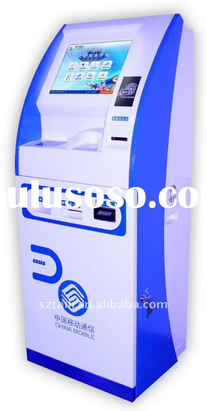 Payment Self-service Terminal Kiosk Touch screen TLST-1009