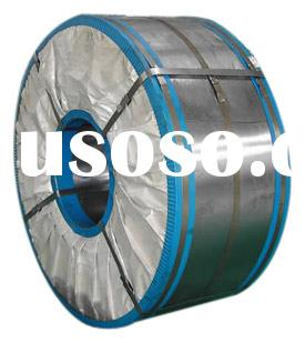 Prime Cold Rolled Steel Strip in Coil