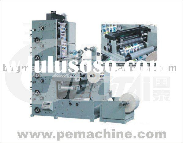 RY320-A AUTOMATIC FlexoGraphic Printing Machine