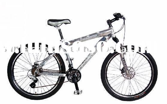 SL-2611 26'' Alloy Mountain Bicycle (downhill bike\shimano xtr\aluminum mountain bic