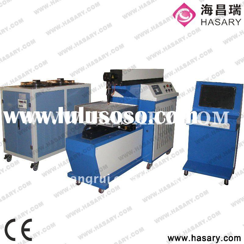 Small Scale Metal Sheet Laser Cutting Machine