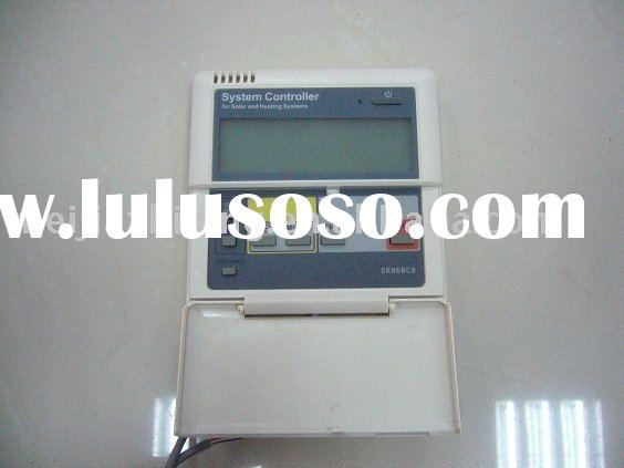 Solar Water Heater Electric Heating Control Panel